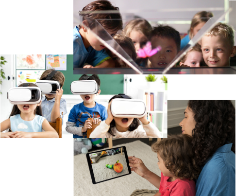 Make your classroom AR, VR enabled